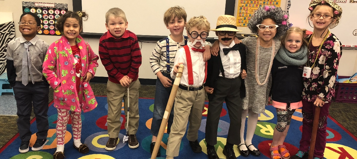 100th Day of the School !!!!